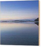 Bunbeg, County Donegal, Ireland Sunset Wood Print