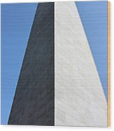Bunker Hill Monument Wood Print