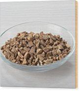 Burdock Root As A Herbal Remedy Wood Print