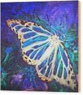 Butterfly Beauty 2 Wood Print