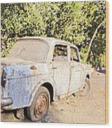 Buy Me Very Low Maintenace Wood Print by Kantilal Patel