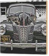 Cado1019-12 Wood Print