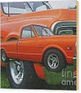 Cadp250-12 Wood Print