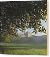 Cahir Castle Cahir, County Tipperary Wood Print