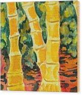 Calabash Wood Print