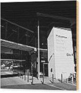 Caledonian Macbrayne Oban Ferry Terminal Scotland Uk Wood Print