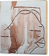 Calm - Tile Wood Print