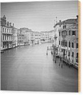 Canal Grande Study II Wood Print