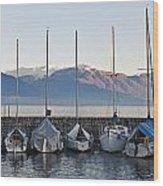 Cannobio - Italy Wood Print