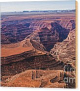 Canyonlands II Wood Print