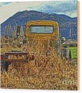 Caoc2007-08 Wood Print