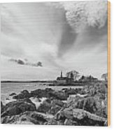 Cape Arundel 4715 Wood Print