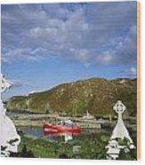 Cape Clear Island, Co Cork, Ireland Wood Print