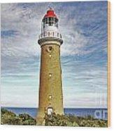 Cape Du Couedic Light House Wood Print