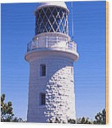 Cape Naturaliste Lighthouse Wood Print