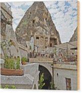 Cappadocia Bespoke Villa Wood Print
