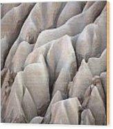 Cappadocia Rocks Wood Print