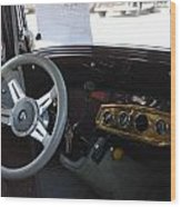 Car 140 Wood Print