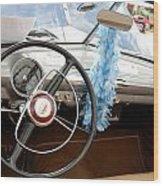 Car 201 Wood Print