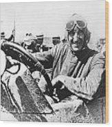 Car Race, 1920 Wood Print