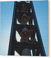 Carillon Bell Tower 9/11 Memorial Wood Print