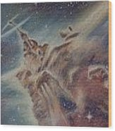 Carina Nebula Wood Print