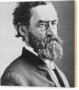 Carl Schurz (1829-1906) Wood Print