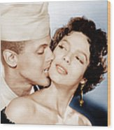 Carmen Jones, From Left Harry Wood Print by Everett