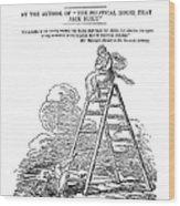 Caroline Of Brunswick Wood Print