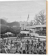 Carter Inauguration, 1977 Wood Print