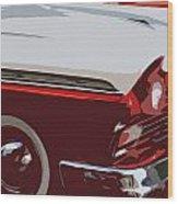 carToon Wood Print