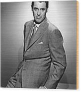 Cary Grant, Ca. 1940s Wood Print
