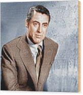 Cary Grant, Ca. 1949 Wood Print