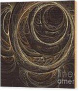Cassiopeia Wood Print
