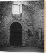 Castillo De San Marco Wood Print