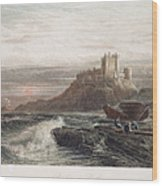 Castle: England, 19th C Wood Print