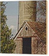 Castorland Barn Wood Print