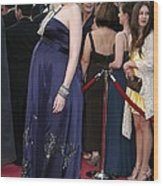 Cate Blanchett Wearing A Dries Van Wood Print