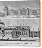 Catherine Palace, 1761 Wood Print
