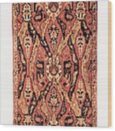 Caucasus: Carpet, C1680 Wood Print