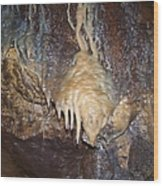 Cave Formations 31 Wood Print