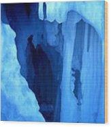 Cave Of Wonder Wood Print