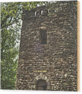 Ccc Water Tower Wood Print