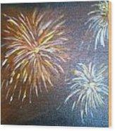 Celebrations Wood Print