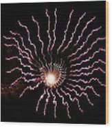 Celestial Eye Wood Print