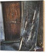 Cell Doors - Eastern State Penitentiary Wood Print