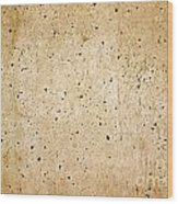 Cement Wall Wood Print