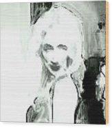 Cendrillon Wood Print