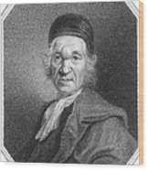 Charles De Saint-evremond Wood Print