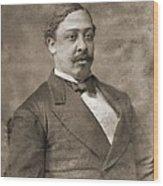 Charles Edmund Nash 1844-1913, African Wood Print